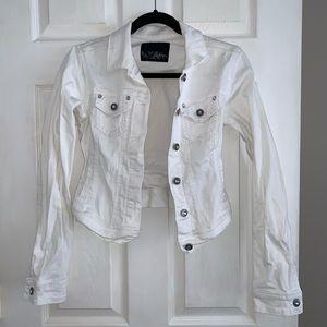 Daytrip White Denim Jacket